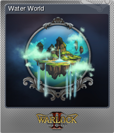 Warlock 2 the Exiled Card 09 Foil