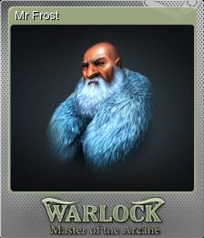 Warlock Master of the Arcane Foil 1