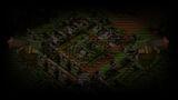 8-Bit Armies Background Rocket Mosaic