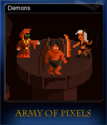 Army of Pixels Card 4