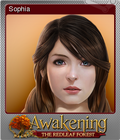 Awakening The Redleaf Forest Collector's Edition Foil 1