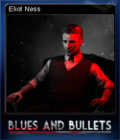 Blues and Bullets Card 1
