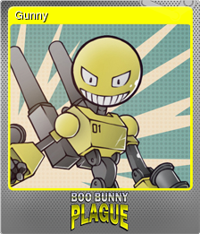 Boo Bunny Plague Foil 4