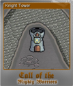 Call Of The Mighty Warriors Foil 3