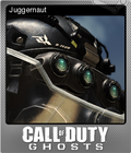 Call of Duty Ghosts Multiplayer Foil 09