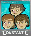 Constant C Foil 8