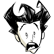 Don't Starve Emoticon dswilsonscared