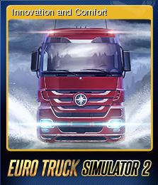 Euro Truck Simulator 2 Card 6
