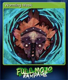 Full Mojo Rampage Card 6