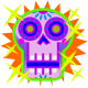 Guacamelee Super Turbo Championship Edition Badge Foil