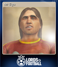 Lords of Football Card 2