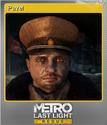 Metro Last Light Redux Foil 9