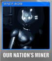Our Nation's Miner Foil 1