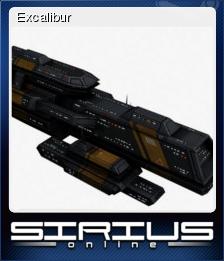 Sirius Online Card 2