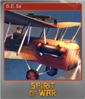 Spirit Of War Foil 4
