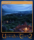 The Book of Unwritten Tales 2 Card 7
