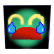 Why So Evil 2 Dystopia Emoticon cryingcubelet