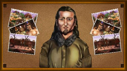 Al Emmo's Postcards from Anozira Artwork 3