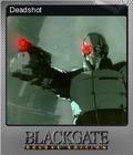 Batman Arkham Origins Blackgate Foil 4