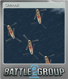 Battle Group 2 Foil 01
