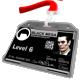 Black Mesa Badge Foil
