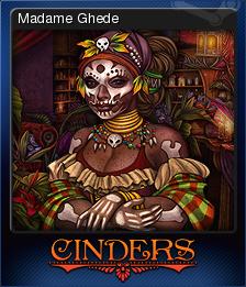 Cinders Card 6