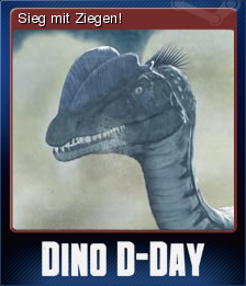 Dino D-Day Card 2