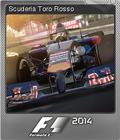 F1 2014 Foil 10