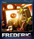 Frederic Evil Strikes Back Card 2