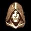 Joe Devers Lone Wolf HD Remastered Emoticon lwface