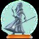 Magicians & Looters Badge Foil