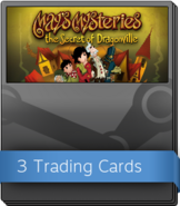 Mays Mysteries The Secret of Dragonville Booster Pack