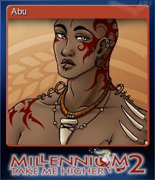 Millennium 2 - Take Me Higher Card 3