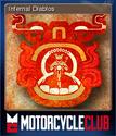 Motorcycle Club Card 4