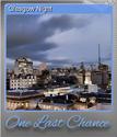 One Last Chance Foil 2