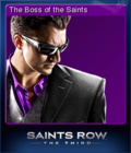 Saints Row The Third Card 6