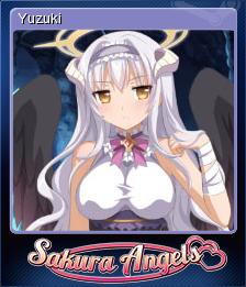 Sakura Angels Card 5