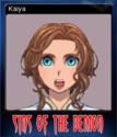 Sins Of The Demon Card 5