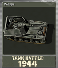 Tank Battle 1944 Foil 6