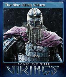 War of the Vikings Card 6