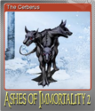 Ashes of Immortality II Foil 2