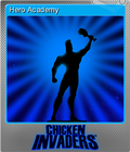 Chicken Invaders 5 Foil 6