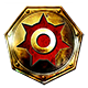 Demonicon Badge 3