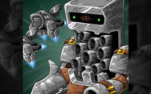 Epic Battle Fantasy 4 Artwork 6
