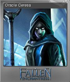 Fallen Enchantress Legendary Heroes Foil 9