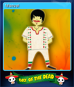 Forgotten Tales Day of the Dead Card 13