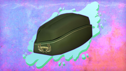 Gone Home Artwork 4 Just Rock out in This Cap