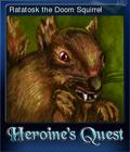 Heroines Quest The Herald of Ragnarok Card 4