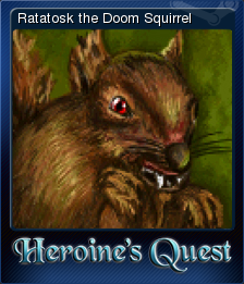 Heroines Quest The Herald of Ragnarok Card 4