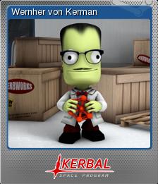 Kerbal Space Program Foil 8